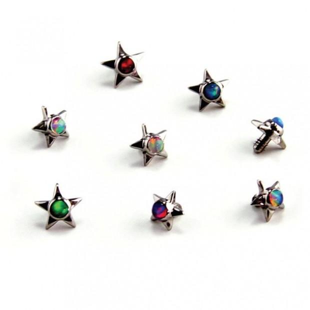 Накрутки-звезды